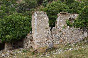 Lefkada deserted village 2